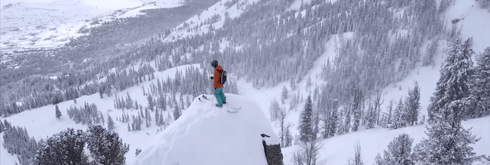 Owen Leeper: Point 'Em Straight Besides a casual backflip into Corbet's Couloir this edit is packed with everything!